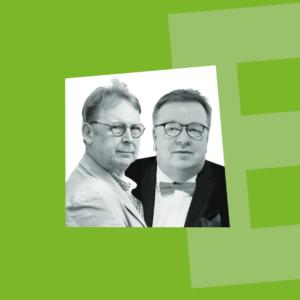 Juha Wiskari ja Tom Pöysti