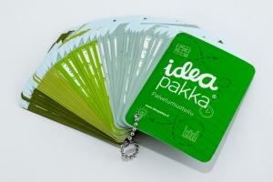 Ideapakka - Palvelumuotoilu
