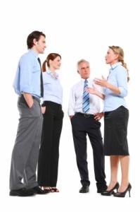 vuorovaikutus, viestintä työpaikalla